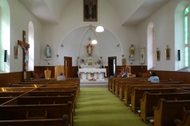2016 July 29 - Pilgrimage stop Esmonde64