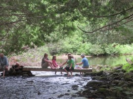 2018 July 26 - St Ann's Walk the Opeongo Line Pilgrimage Day 2-110