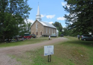 2018 July 26 - St Ann's Walk the Opeongo Line Pilgrimage Day 2-49