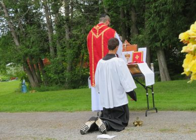 2018 July 28 - St Ann's Walk the Opeongo Line Pilgrimage Day 3-15