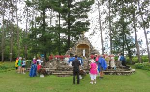 2018 July 28 - St Ann's Walk the Opeongo Line Pilgrimage Day 3-80