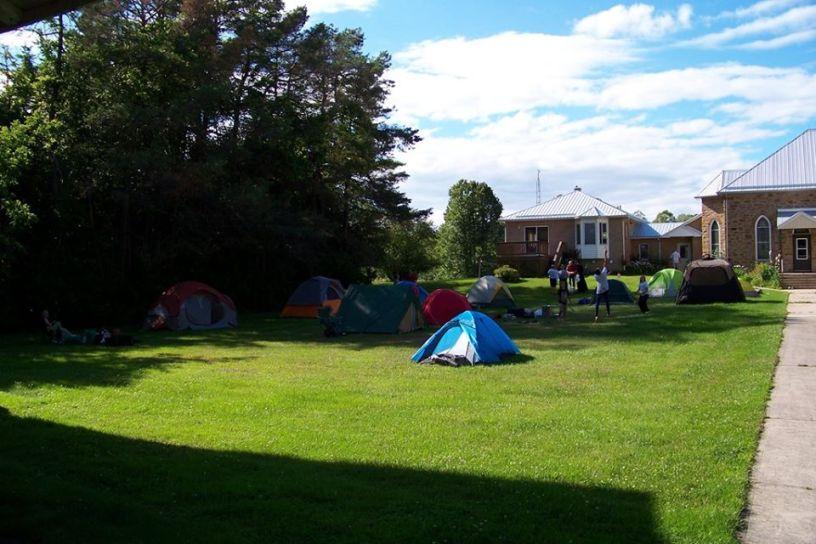 st pat's tents