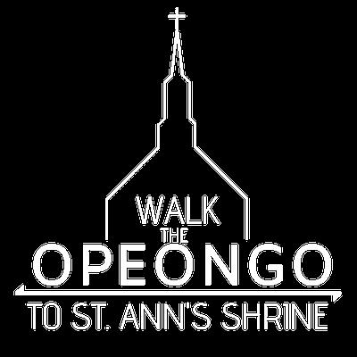 Pilgrimage to St. Ann's Shrine