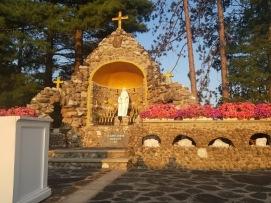 shrine at sunrise 2