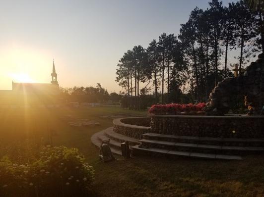 St. Ann sunrise